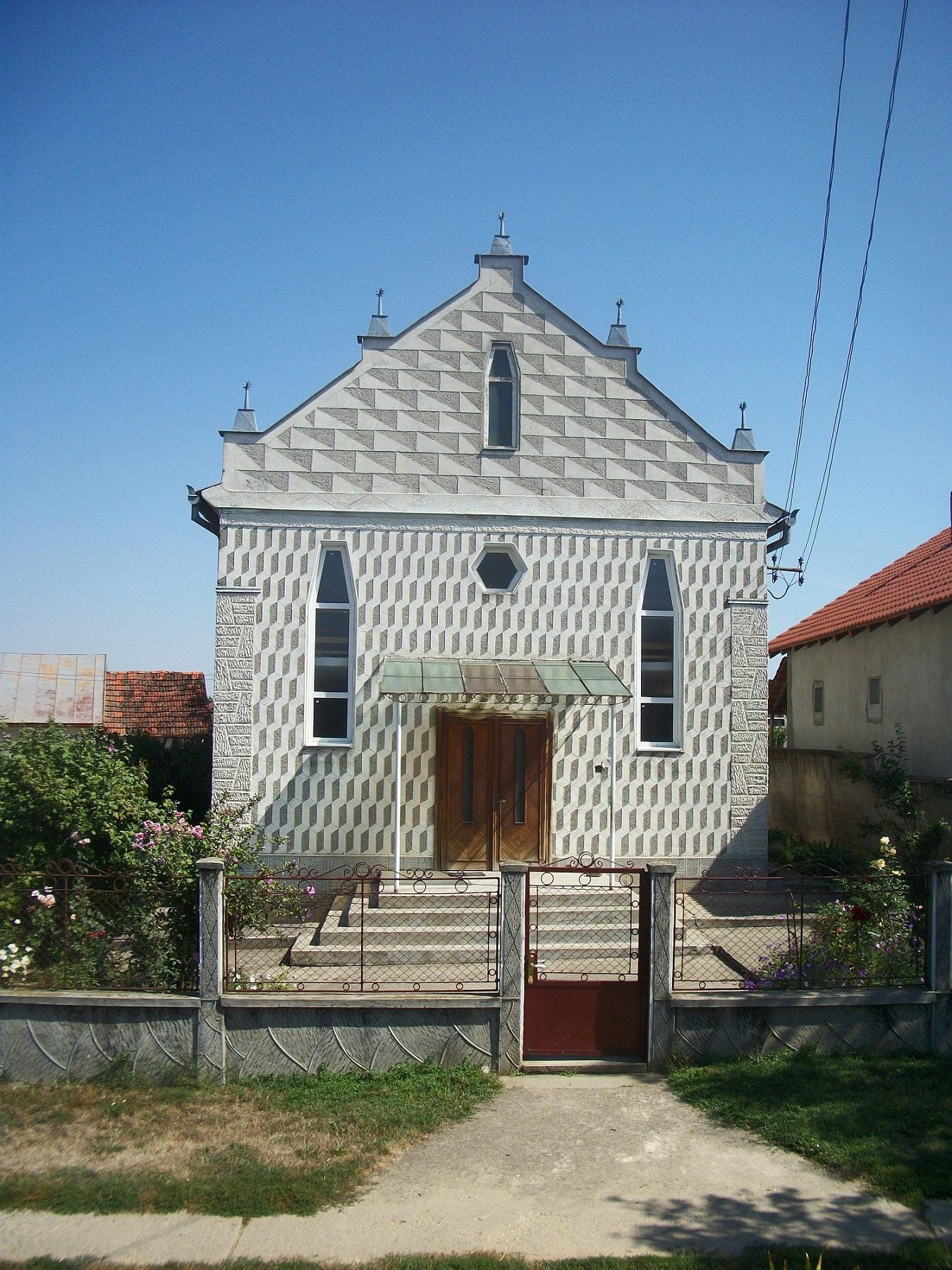Biserica Baptista Misca (2)