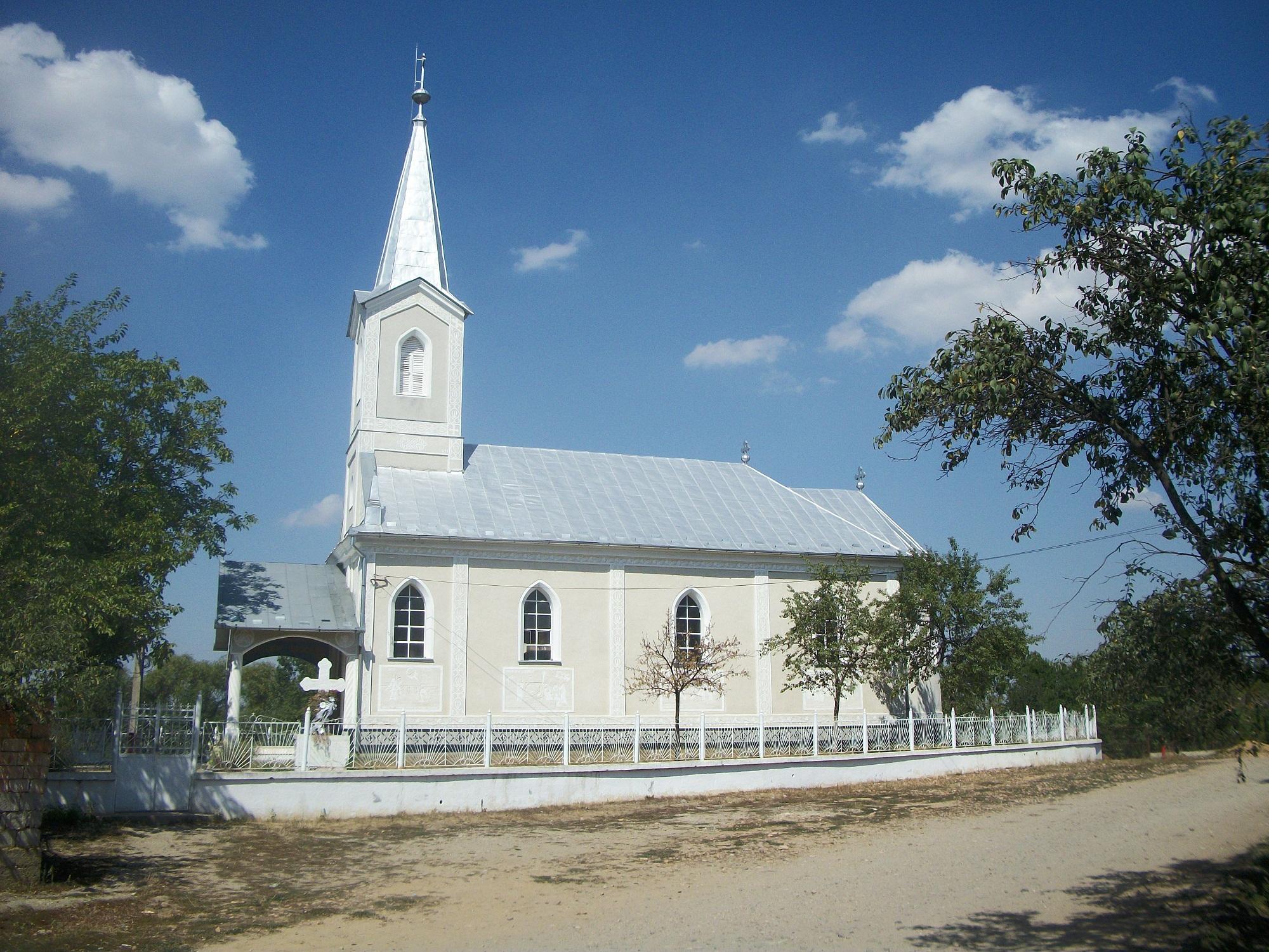 Biserica Chiraleu