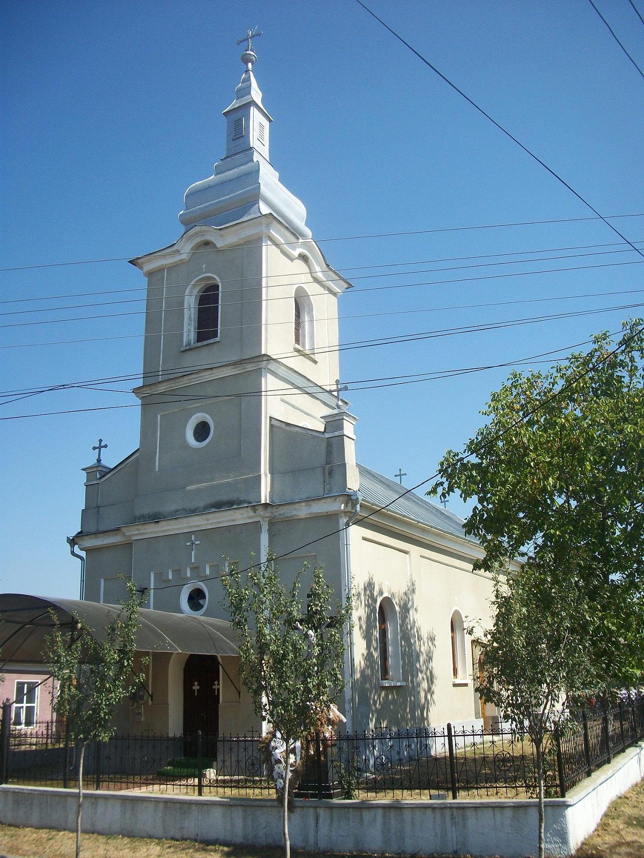 Biserica Ortodoxa Chislaz