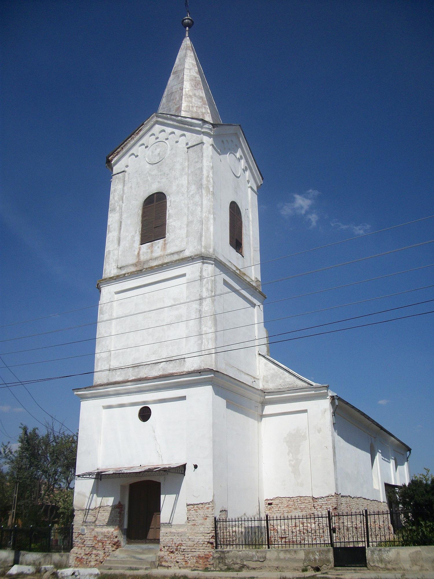 Biserica Reformata Poclusa de Barcau (2)