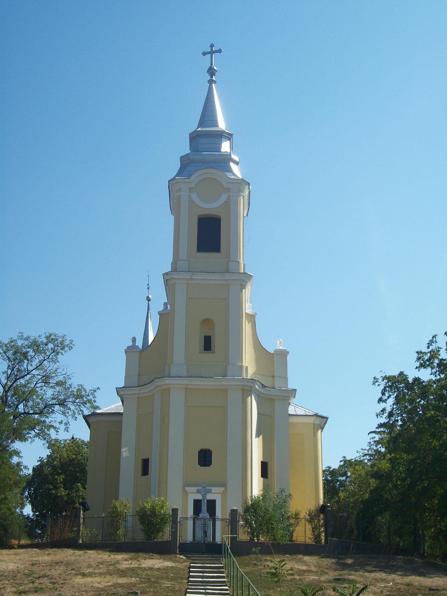 Biserica Romano-catolica Misca (4)