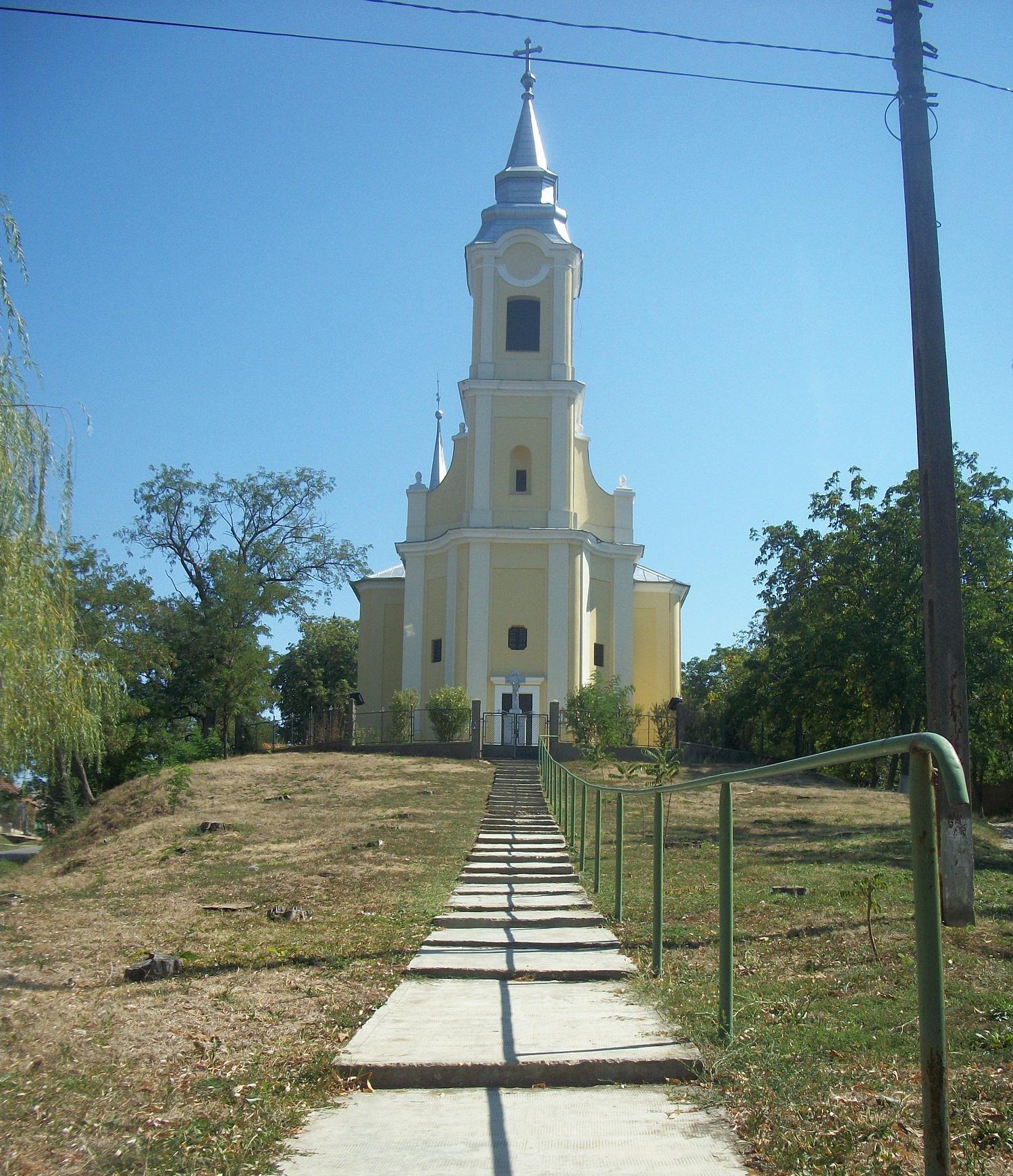 Biserica Romano-catolica Misca