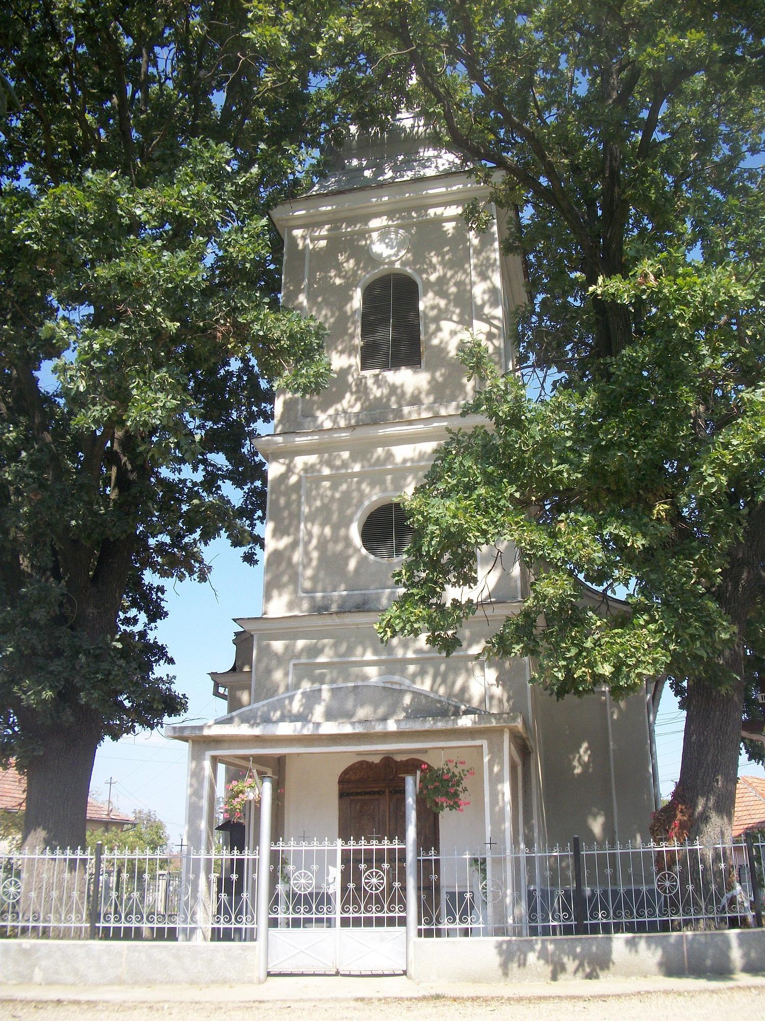 Biserica Greco Catolica din fata